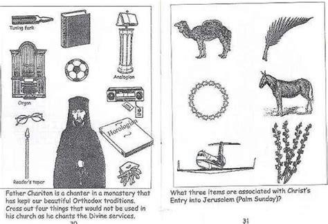 orthodox christian education orthodox coloring workbooks