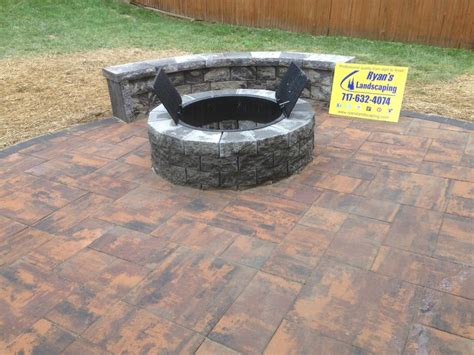 build custom pit custom built pit with flip up grill seating wall in