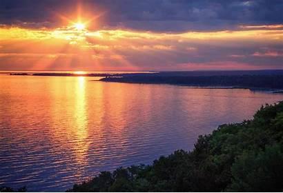 Lago Michigan Fenomeni Strani Verificano Gli Sul