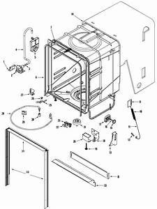 Maytag Model Mdbtt60aww Dishwasher Genuine Parts