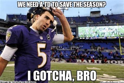 Joe Flacco Memes - nfl memes on twitter quot joe flacco ravens broncos balvsden http t co d70aleai http t co