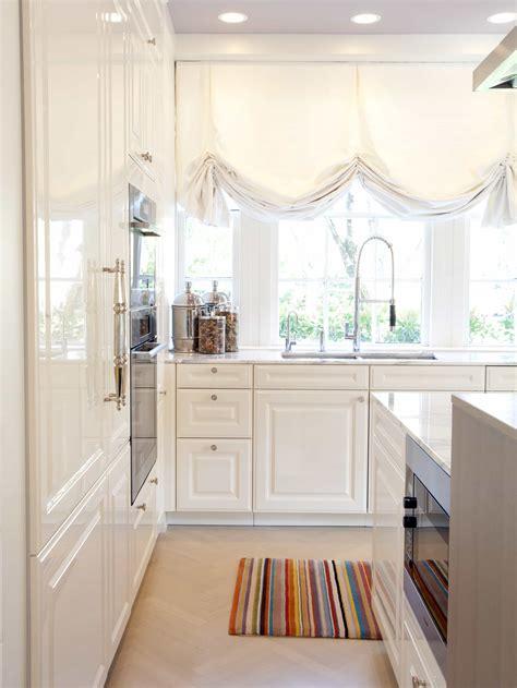 impressive diy kitchen window curtains  kitchen ideas