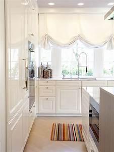 Impressive DIY Kitchen Window Curtains 23637 Kitchen Ideas