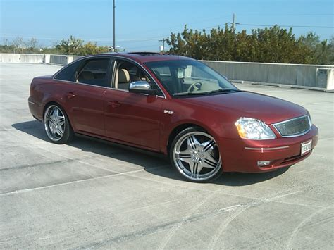 2007 Ford 500 Review by 2007 Ford Five Hundred Weight