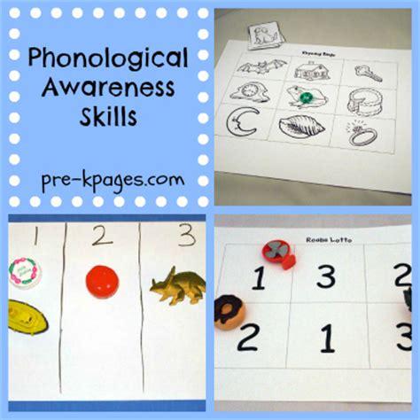 phonological awareness activities preschool activities to promote phonological awareness for preschoolers 31610