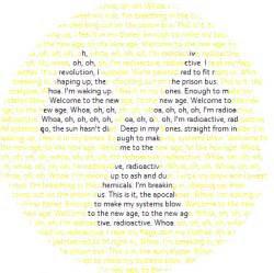 Radioactive Song Lyrics