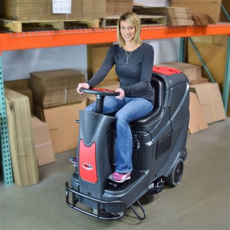 viper floor scrubber battery charger viper as710r ride on scrubber drier new machine complete
