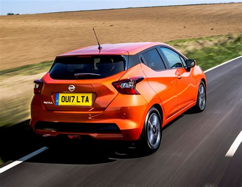 Nissan Micra Hatchback Review