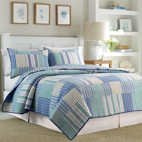 nautica belle isle quilt  beddingstylecom