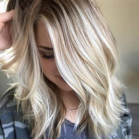 Blond E Hair And by 22 Greatest Hair Colors In 2018 Honey Ash