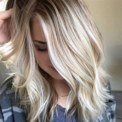 2019 Summer Blonde Hair Color