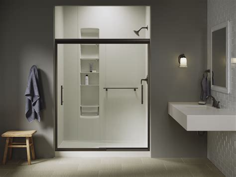 On Shower Shower Replacements Kohler Crushed Systems Home Smart