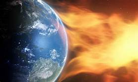 Radioactive particles from huge solar storm found in Greenland…
