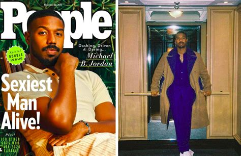 Michael B. Jordan Titled The Sexiest Man Alive For 2020 ...