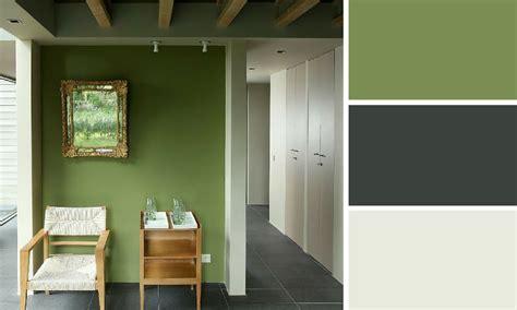 peinture verte cuisine decoration cuisine peinture vert