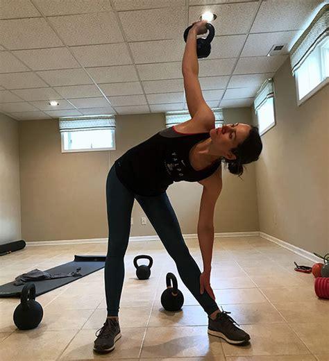 kettlebell functional runners workout strength