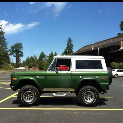 jeep bronco white 1068 best 70 39 s broncos images on pinterest early bronco