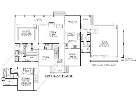 bedroom plans designs best design ideas for 1 bedroom guest house plans homelk com