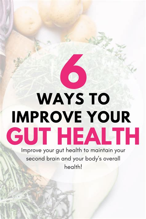 6 Ways to Improve Your Gut Health The Bewitchin' Kitchen
