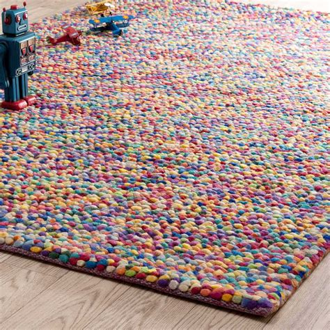 tapis salon multicolore idees de decoration interieure