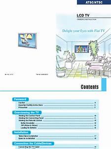 Electrograph Lcd Tv Manual  318100001000