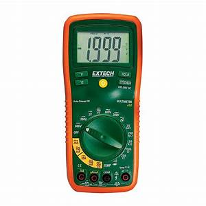 Digital Multimeter  Manual Ranging - 3004188