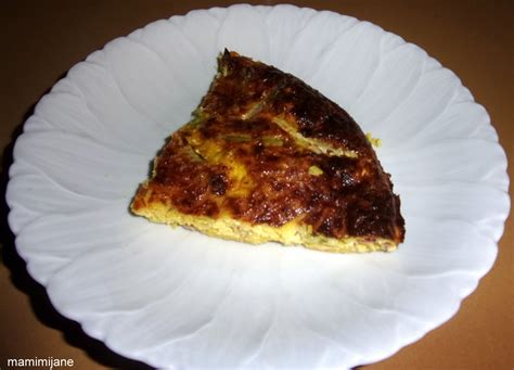 tartes salees sans pate quiche jambon asperges et parmesan sans p 226 te