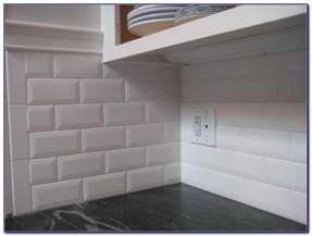 white beveled subway tile 4 215 8 tiles home design ideas po63br3bgo68867