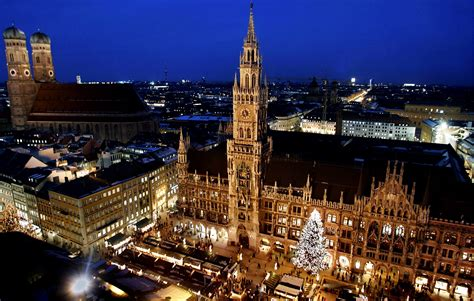 Munich City In Germany Sightseeing And Landmarks