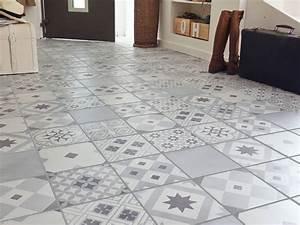 Carreaux De Ciment Pvc : tout savoir sur les carreaux de ciment leroy merlin ~ Melissatoandfro.com Idées de Décoration