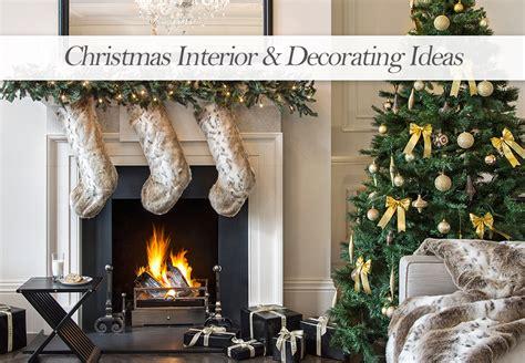 christmas decorating  ideas   festive interior