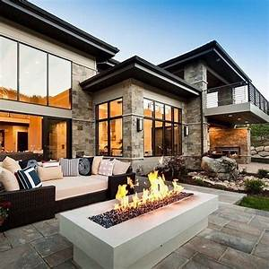 Modern Architecture House Design With Minimalist Style And Luxury Exterior And Interior And