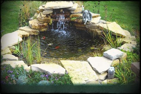 Excellent Tips To Make Minimalist Fish Pond Design Small