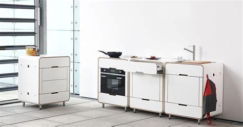 cuisines compactes cuisine atypique blanche