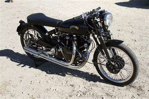 Vintage Motorcycle Tributes And Clones