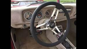 1979 Datsun 620 Show Pickup Truck Red Custom Interior Jdm