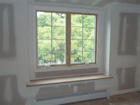 Window With Ledge by A E Construction S Princeton Dormer Addition Update