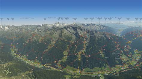 Ahrntal Südtirol Karte