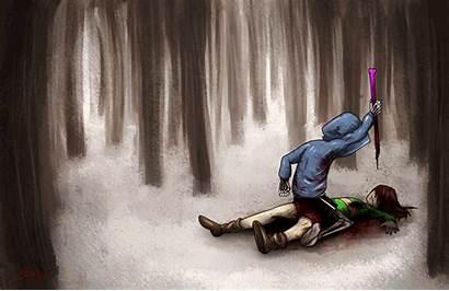 Undertale Dusttale Comic Snowdin Sanes Sans Chara