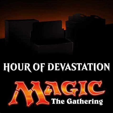 sealed deck generator hour of devastation magic the gathering hour of devastation booster 6 box