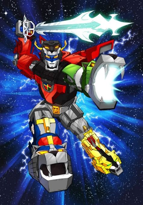 voltron force robot cartoon universe anime defender characters party 80s transformers lion comic lions defenders shows mecha series tv loved