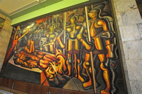 realizar 225 n trabajos de conservaci 243 n en los murales del
