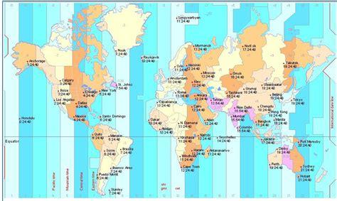 horario mundial mapa my