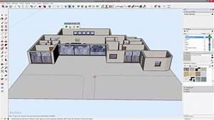 tuto creer une maison 3d complexe a partir de son plan en With faire son plan de maison en 3d