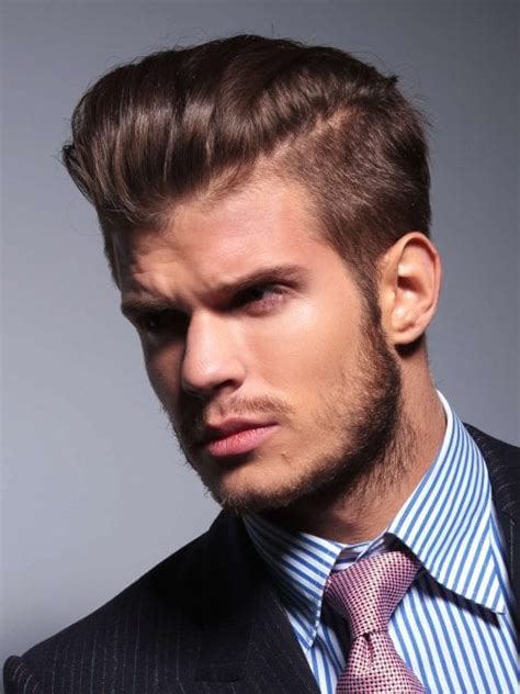 top  business hairstyles  men