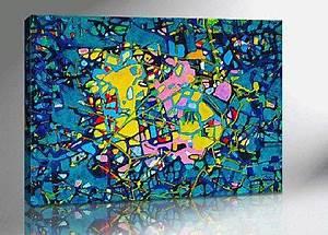 Moderne Kunst Leinwand : modern art bild leinwand kunst kaufen bei ole siebert ~ Markanthonyermac.com Haus und Dekorationen