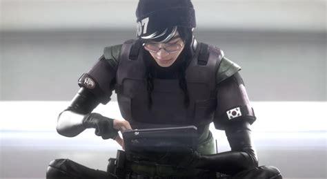 siege korian operation white noise operators revealed for rainbow six siege