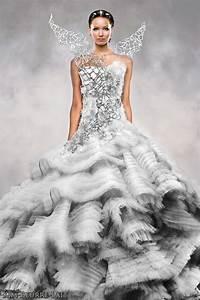Katniss Everdeen Wedding Dress | MOVIES COSTUME ...