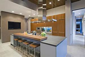 33 modern kitchen islands design ideas designing idea With kitchen decorating ideas for the kitchen island