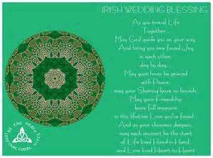 Irish Friendship Blessing